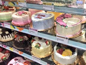 ハワイのスーパーで見つけたバレンタイン