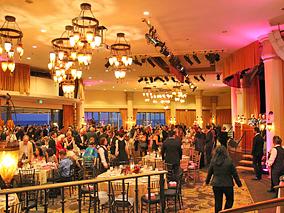 ロイヤルハワイアンホテル90周年パーティへ
