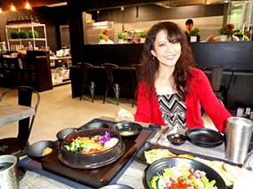 おしゃれ美味なダウンタウンのNew韓国料理