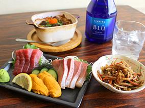 おふくろの味が楽しめる和食店でBYOB!【花の里】