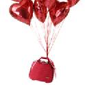 バレンタインにぴったりの真っ赤なリモワ