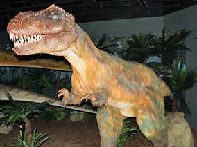 キッズ必見!ハワイに恐竜がやってきた