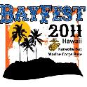 米軍基地内のお祭りでハワイの夏を満喫
