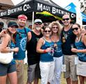 マウイ島にハワイの地ビールが大集合
