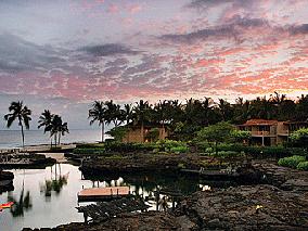 ハワイ島コナの高級リゾートが復活