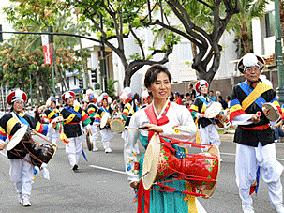 ロコも大好きなハワイのお祭りが開催