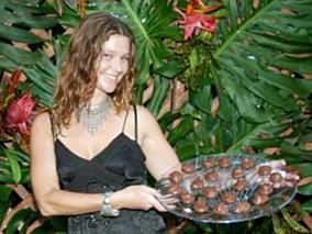ハワイ島の極上チョコでスイーティーな夕べ