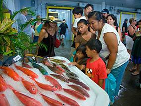 ハワイの魚市場や「せり」をのぞきに行こう