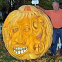 ハロウィンのかぼちゃランタンを作ろう