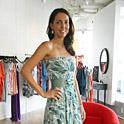 ハワイ&南米の香り漂う大人のドレス