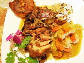 ジャマイカ+ハワイなニューレストラン