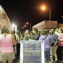 月イチの夜マーケットがカカアコで開催