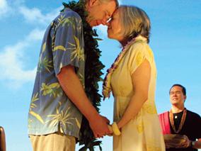 ハワイでふたたび夫婦の愛を誓い合おう