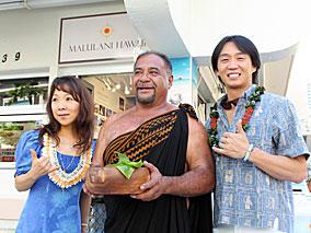 マルラニハワイの新店舗がDFS前に開店