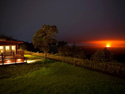 火山の絶景が楽しめるレストランがオープン