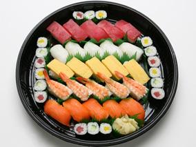 お馴染みのお手軽寿司をさらにお得に
