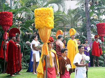 ハワイ州最大の秋のフェスティバル