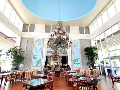 カハラホテルの50周年記念イベント開催中