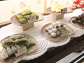 創作和菓子の老舗がアラモアナにお目見え