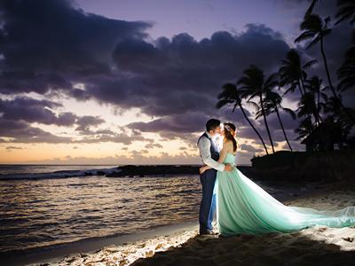 憧れのハワイ・ウエディングを叶えるなら