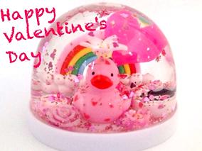 世界にひとつの恋色スノードームを贈ろう