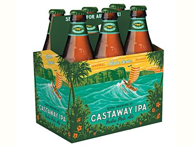 コナ生まれのIPAビールが瓶ビールで登場