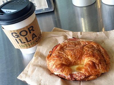グルメカフェに美味しい朝食メニュー登場