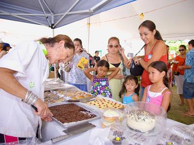 ハワイ産がいっぱい!ファームフェア開催