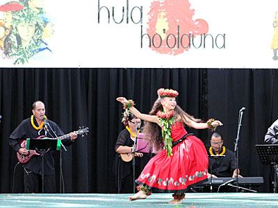 日本とハワイのフラを結ぶ人気イベント開催