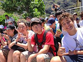 まだ間に合う!夏休みハワイ・プチ留学体験