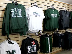 ハワイ大学ファン必見!新ショップが登場