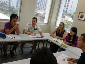 日本でハワイの最新留学情報をゲット
