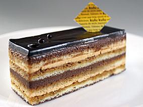 1月限定ケーキはチョコレート味が勢ぞろい