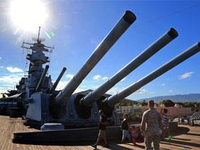 海軍カレーつき!パールハーバーの新ツアー