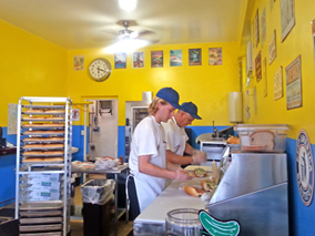 食材の良さが光るグルメなサンドイッチ店
