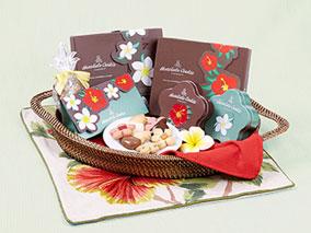 母の日にお花シェイプのクッキーを贈ろう
