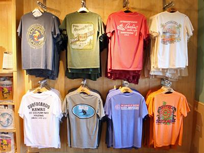 マリブシャツがハレイワの新名所にオープン