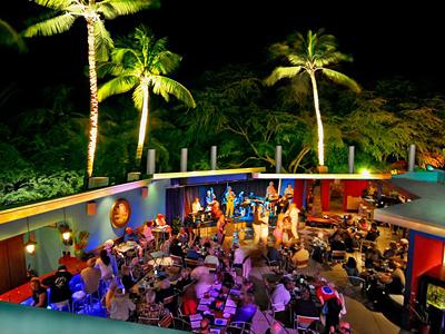 受賞多数!ハワイ島オープンエア・ディナー