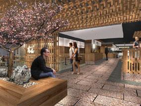 ワイキキ中心部に日本の「横丁」を建設
