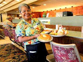 独立記念日のお祝いはアメリカン料理で