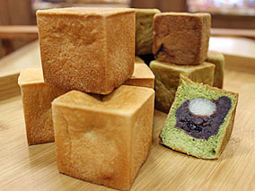 北海道食材を使った新しいパンが登場