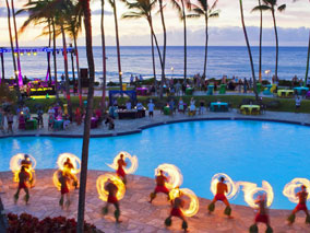 ハワイ島での団体旅行はヒルトンにおまかせ