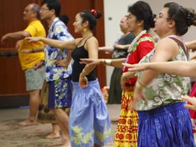 本場のフラをハワイで学ぶ特別な3日間