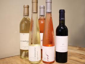 人気和食レストランで限定ワインを堪能