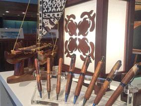ウッドクラフト専門店がイリカイにオープン