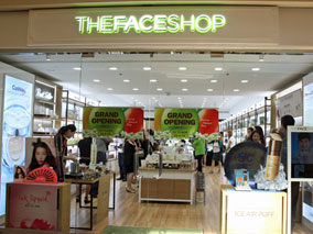 人気韓国コスメ店がカハラモールに進出