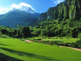 絶景を臨むゴルフ場の予約が日本語で簡単に