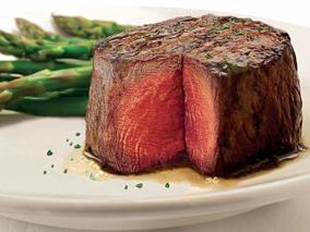 極上ステーキ店の食事をプレゼントしよう