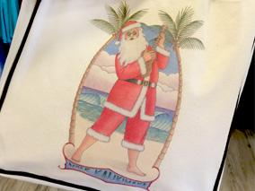 クリスマスはアロハなサンタグッズに注目