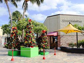 サンタも登場!ハワイ島のんびりクリスマス